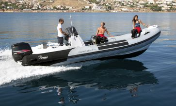 Ranieri Cayman 26 Sport Diving