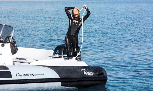 Ranieri Cayman 26 Sport Diving