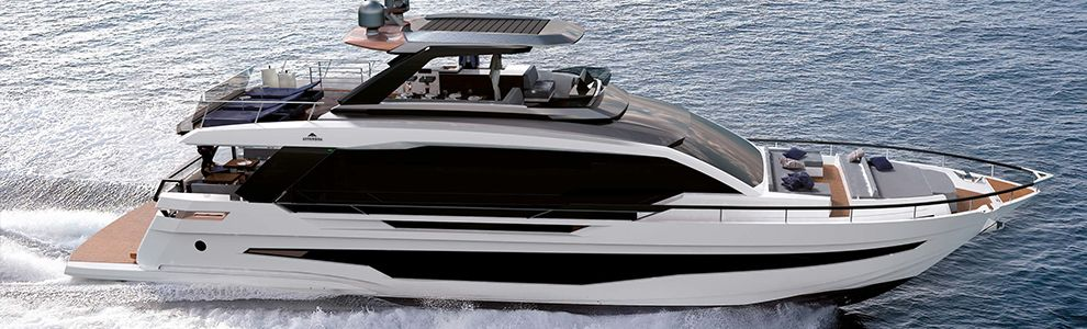 Astondoa Flybridge