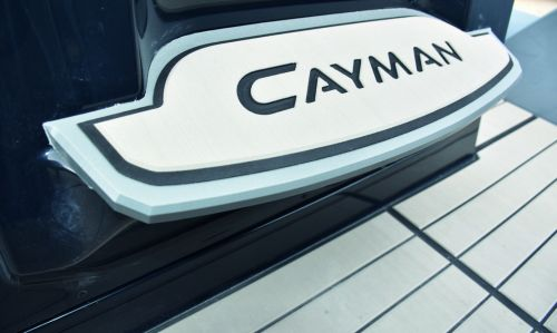 Ranieri Cayman 38.0 Executive Super Sport