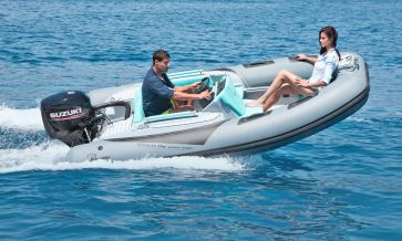 Ranieri Cayman One Luxury Tender