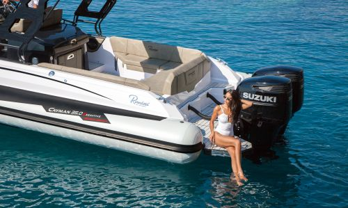 Ranieri Cayman 35.0 Executive