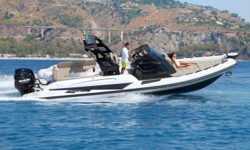 Ranieri Cayman 35.0 Executive Super Sport