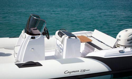 Ranieri Cayman 21 Sport