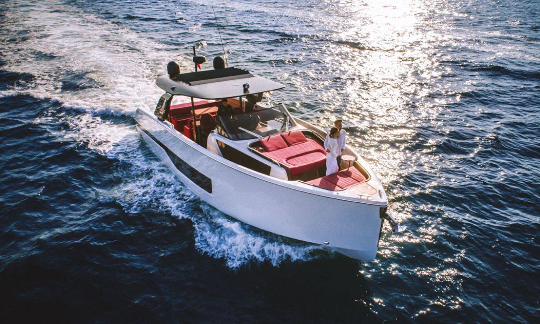 Cranchi A46 Luxury Tender