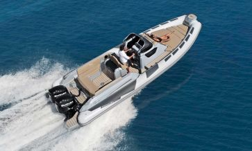 Ranieri Cayman 28.0 Executive Trofeo